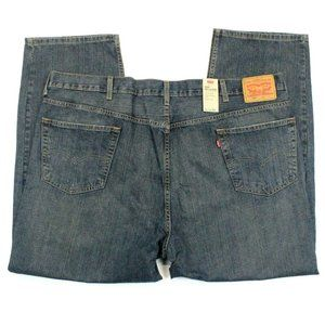 Levi's 550 Relaxed Fit Jeans (015502765) 50x30